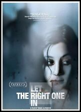 Let The Right One In 3      Horror Movie Posters Classic & Vintage Cinema