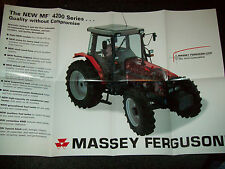MASSEY FERGUSON TRACTOR 4225 4235 4243 4245 4253 4255 4263 4270 BROCHURE POSTER