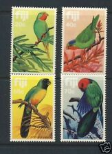 Birds - Fiji - Scott 481 - 484