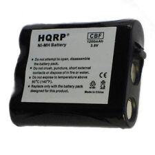 HQRP Cordless Phone Battery for Panasonic KX-TGA270S KX-TGA273S KX-TGA290