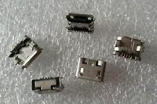 Conector hembrilla de carga Connector Connector USB revertido Port HTC a3333 Wildfire g6 g8