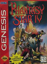 Phantasy Star IV, (SEGA Genesis)