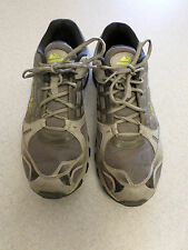 Montrail grey mesh trail running/hiking shoes. Men's 12.5 (eur 47)