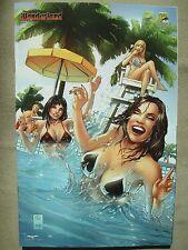 WONDERLAND #12 SAN DIEGO Comic Con SDCC EXCLUSIVE LTD 500 COVER D ZENESCOPE