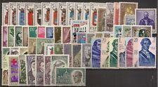 ESPAÑA  Año completo 1963   Edifil 1481/1540**mnh  Series completas   NL531