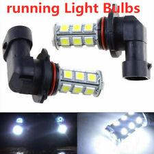 2x 50W Fog Lights For Toyota Camry 2002 2003 2004 2005 2006 6000K White LED Bulb
