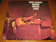 Jimmy Smith-Root down Live! LP,Verve Germany 1972,6 Tracks,megarar,mint,l@@k!!!!