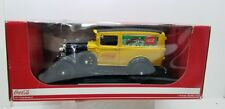 Coca-Cola 1931 Ford Model A Delivery Van  1:18 scale 425752 Die Cast Toy