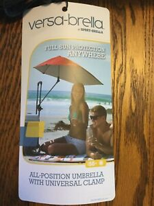 "Sport-Brella Umbrella ""Regular"" with Universal Clamp - Midnight Blue"