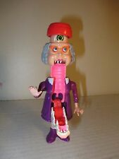 "80's Real Ghostbusters Haunted Humans 5"" Granny Gross Figure Loose Kenner"