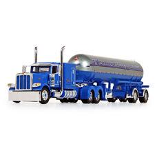 First Gear DCP 1:64 ACCORD TRANSPORTATION BLUE Peterbilt 389 w/Miss LP Tanker