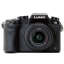 Panasonic Lumix DMC G7 Mirrorless + LUMIX G VARIO 14-42mm Lenses - Black (PAL)