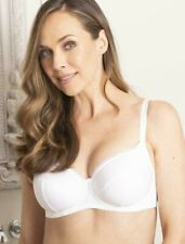 Charnos Everyday Comfort Full Cup Underwired Bra in White 182801 RRP £26