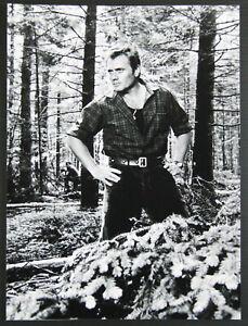 foto film MADEMOISELLE - E IL DIAVOLO HA RISO Ettore Manni (Jeanne Moreau) 1966