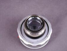 Carl Zeiss Jena Sonnar 4/75mm in Leica  Universalschnecke