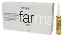 FarmaVita Noir Lotion for men to prevent hair loss 12x8ml -100% ORGANIC - Italy