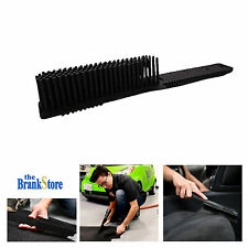 Pet Hair Removal Brush Dog Cat Fur Remover Tool Car Seat Carpet Rubber Cleaner