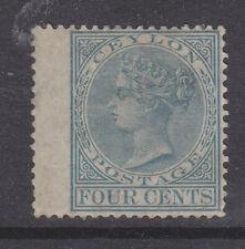 Ceylon 1872 Sg 122 mint no gum
