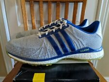 Adidas Tour 360 XT-SL TEX Spikeless Golf Shoes, Blue/White, Size 13, EG4875