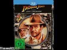 Indiana Jones 3 -  Der Letzte Kreuzzug [Limited Steelbook Geprägt Ed.][Blu-ray]