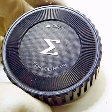 Sigma Rear Lens Cap for Olympus OM  - free shipping worldwide