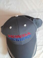Honda Marine Hat, Q3 Technology, 100% Polyester, Made in China