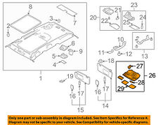 SUBARU OEM 08-09 Outback-Map Light 92151AG13AOR