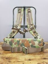 Genuine U.S Military Alice Frame With PLATATAC Auscam Alice Straps