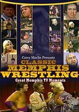 Classic Memphis Wrestling  Great Memphis TV Moments wwe Ric Flair NWA