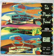 Disque Vinyle 33 toursi - The Magic Friend Megamix Get Ready