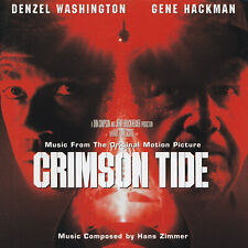 CRIMSON TIDE - CD - MUSIC FROM THE ORIGINAL MOTION PICTURE comp.by Hans Zimmer