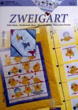 ZWEIGART REVUE à modèles pour compté point de croix caron-aida no.144