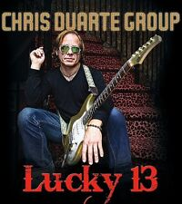 Chris Duarte - Lucky 13 [New CD]