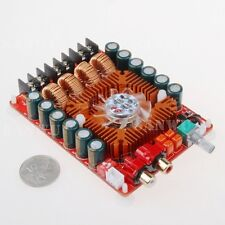 New TDA7498E 2x160W Dual Channel Audio Mono Stereo Power Digital Amplifier Board