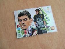 Panini Adrenalyn XL World Cup 2014 Iker Casillas Limited Edition Card
