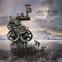 THE NEAL MORSE BAND - THE GRAND EXPERIMENT  CD NEW