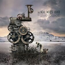 THE NEAL MORSE BAND - THE GRAND EXPERIMENT  CD NEW+