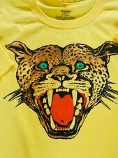 Raw Power Street Walkin' Cheetah T-Shirt! Size L Rock Glam Punk Iggy Pop Stooges