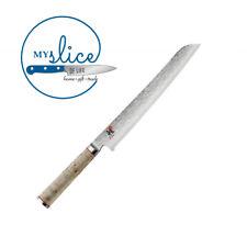 Miyabi 5000MCD-B 230 Bread Knife (23cm) 34376-231 Birchwood Handle