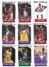 """2015/16 NBA Hoops """"PICK TEN"""" COMPLETE YOUR SET! CHOOSE ANY 10!!"""