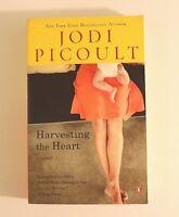 Harvesting the Heart Jodi Picoult a novel Womens Fiction 1993 Paperback