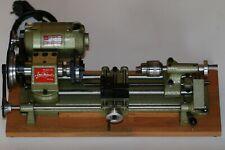 EMCO UNIMAT SL / DB Drehmaschine + Vorschubgetriebe + Zubehör Sammlerstück *NOS*