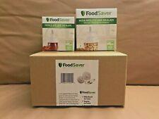 FoodSaver Regular Wide Mouth Sealer and Accessory Hose Tube Jar Kit  YOU CHOOSE