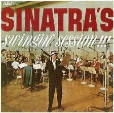 Frank Sinatra 33RPM Speed Big Band & Swing LP Records