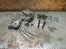 2006 polaris predator 500 engine cylinder head & camshafts can shaft head