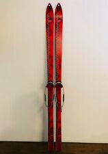 New listing K2 Piste Stinx Telemark Skis 195 cm G3 Targa Bindings Alpine Touring Fresh Tune!