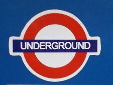 "Sticker Decal "" Underground "" Gloss-Optics Stickerbomb Skateboard Laptop"