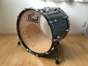 """Pearl Classic Maple Bass Drum 22"""" Made in Japan"""