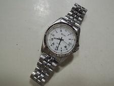 Original Bulova Datejust Date Quarzt Watch 30663