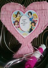 Personalised Disney Princess Princesses Pinata Sweets Birthday Party Stick